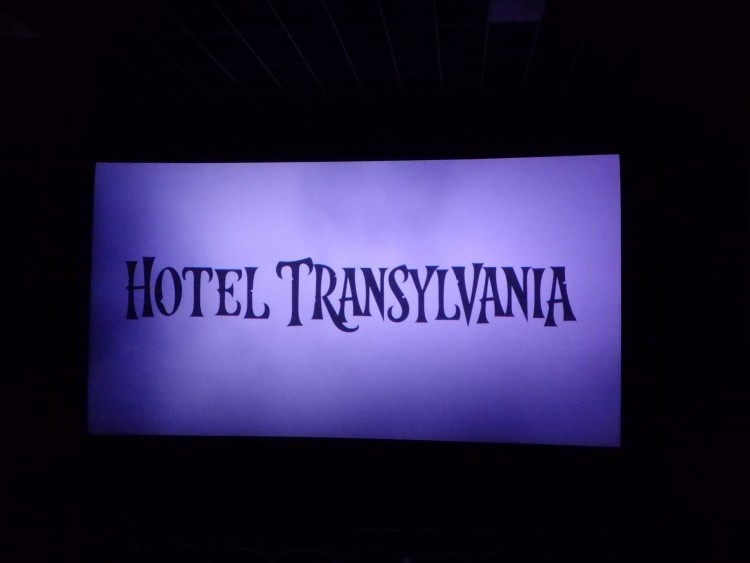 Geek Ninjas: Movie Time - Hotel Transylvania 2
