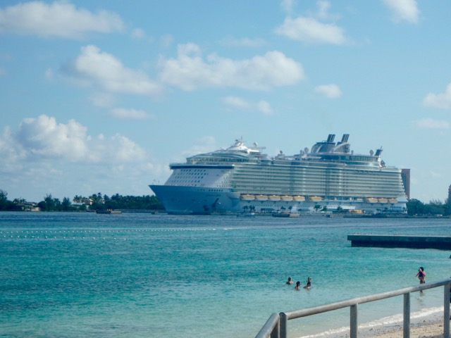Sunday Morning in Nassau, Bahamas
