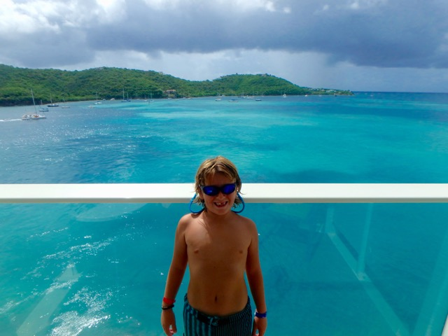 ZZ Ninja Kid: World Snooze Tour #17 Cruising the Caribbean