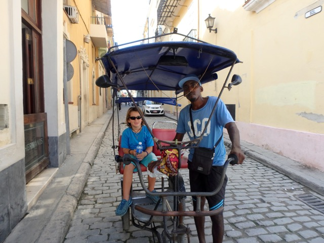 ZZ Ninja Kid: Planes, Trains, Autos & Boats #22 Bici Taxi, Cuba