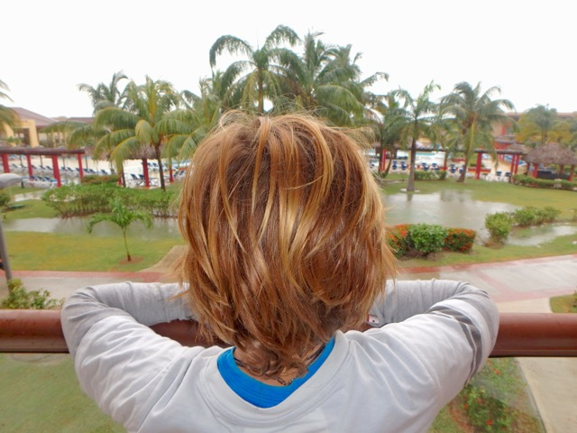 ZZ Ninja Kid: Growing my hair RTW