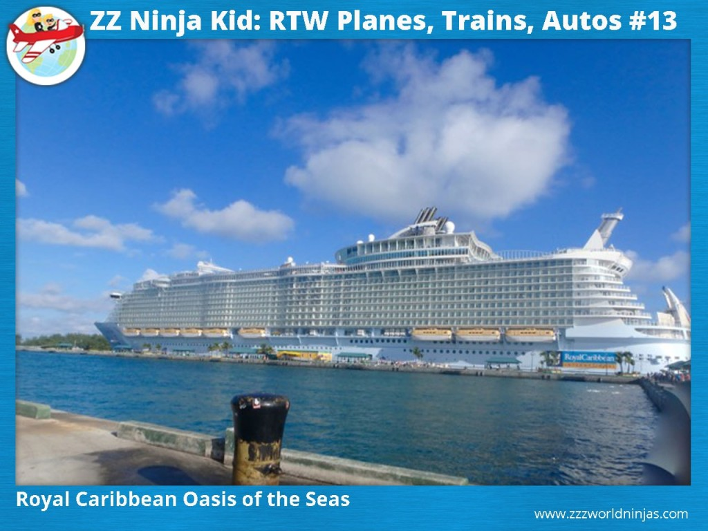 13 Royal Caribbean Oasis of the Seas-min