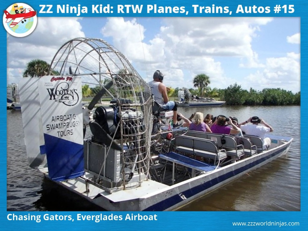 15 Chasing Gators, Everglades Airboat-min