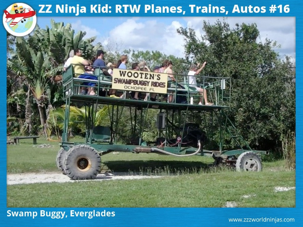 16 Swamp Buggy, Everglades-min
